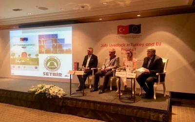 Jolly Livestock in Turkey and EU Project