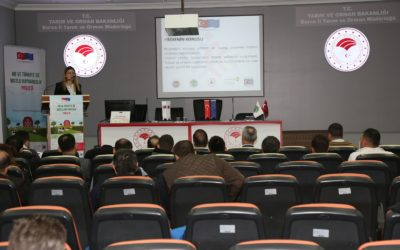 The second training of Animal Breeders within Civil Society Dialogue V – Jolly Livestock in Turkey and EU Project was carried out on 14th of February 2020 in Bursa Directorate of Provincial Agriculture and Forestry!